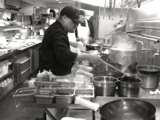 pf chang cocina bw